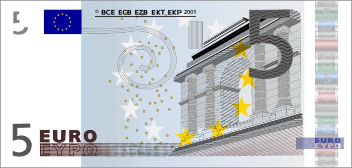 donatie 5 euro
